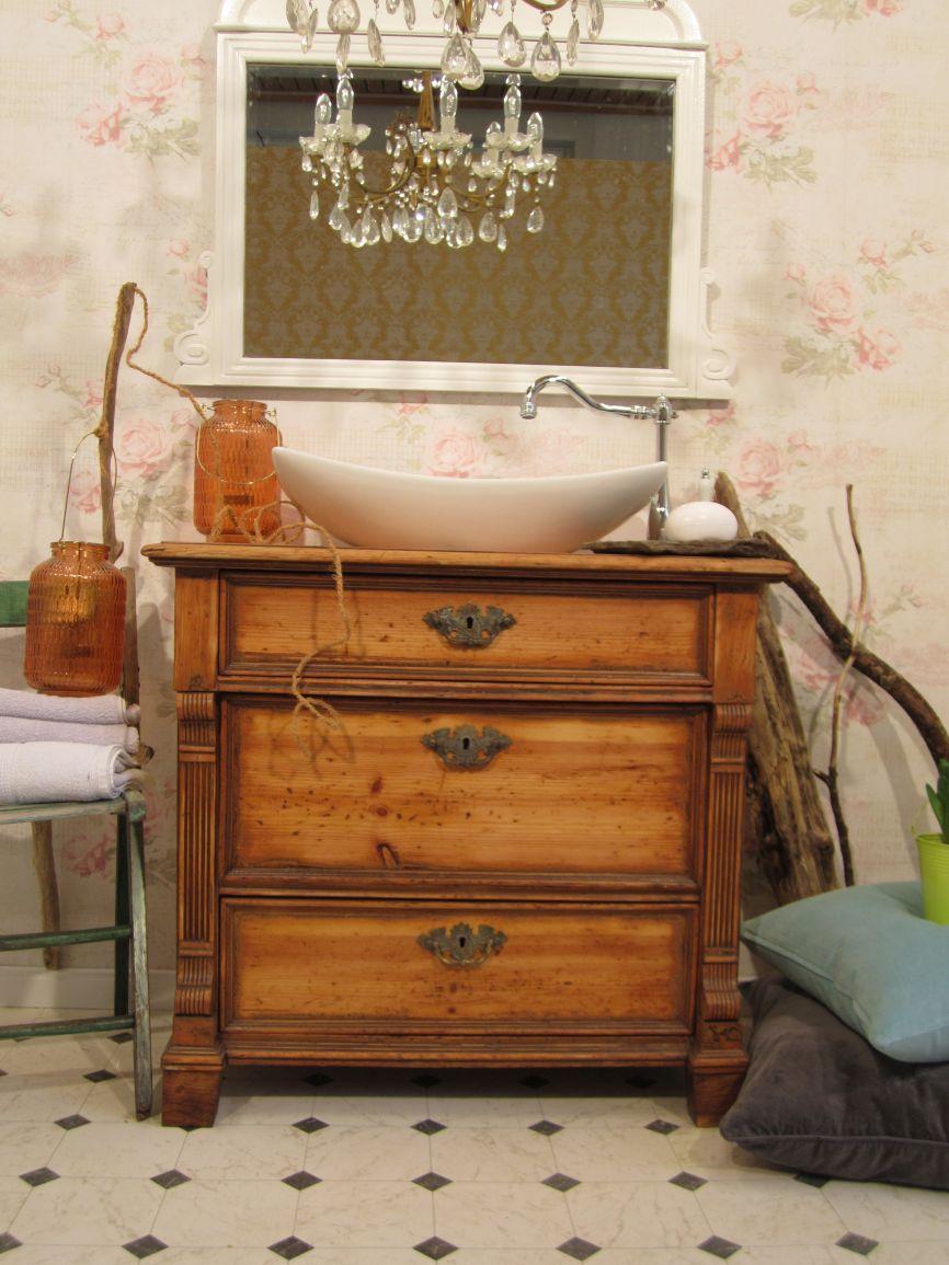 Waschtisch Rustikal 2 Waschtische ~ Raum- und Möbeldesign ...